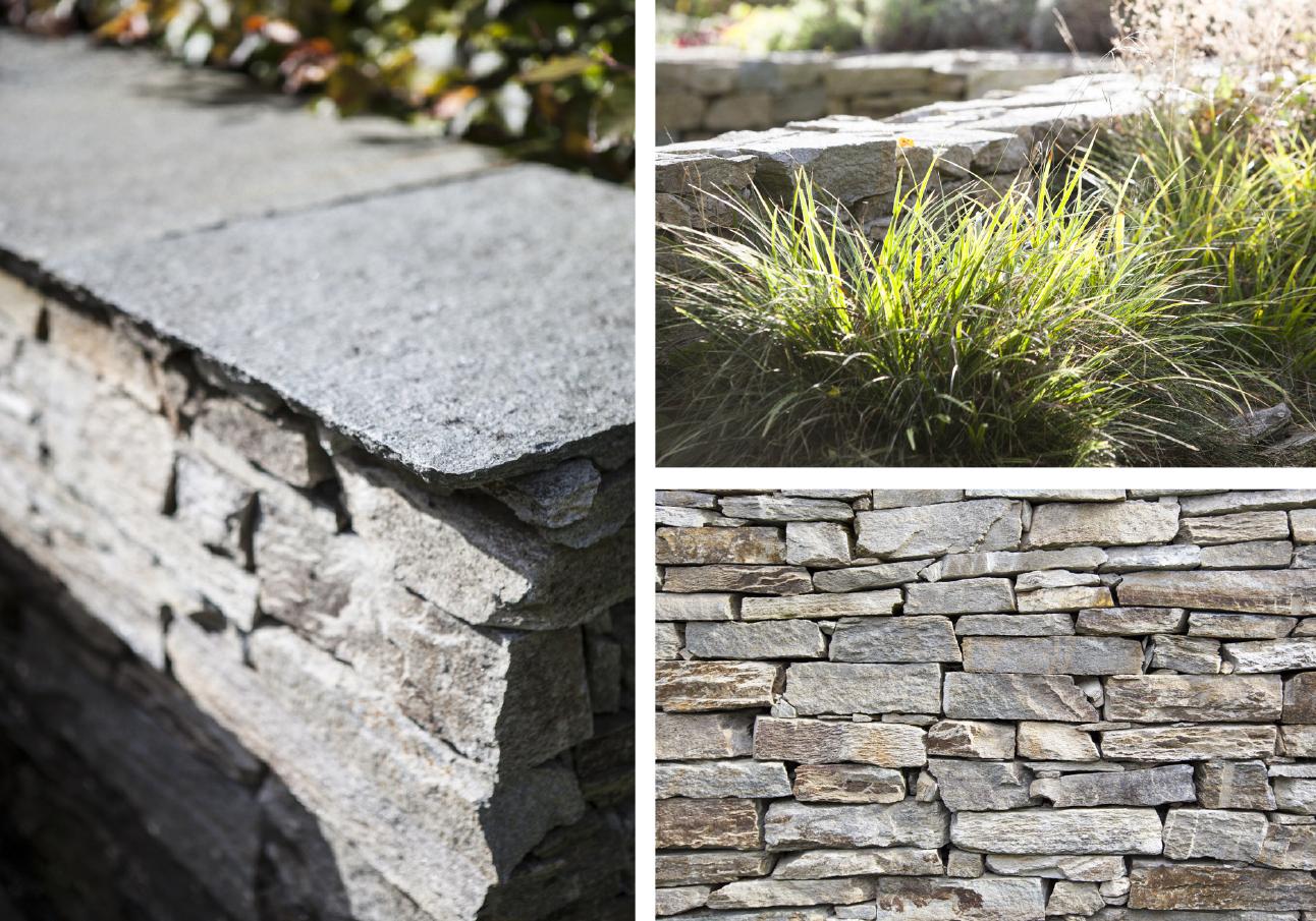 der steingarten | querbeet, Gartenarbeit ideen